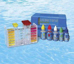 Pool Water Test Kit