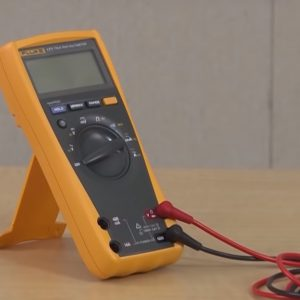 how-to-use-Fluke-Multimeter
